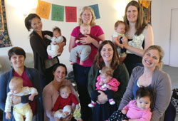 Mindful Mothers' Group Gina Hassan